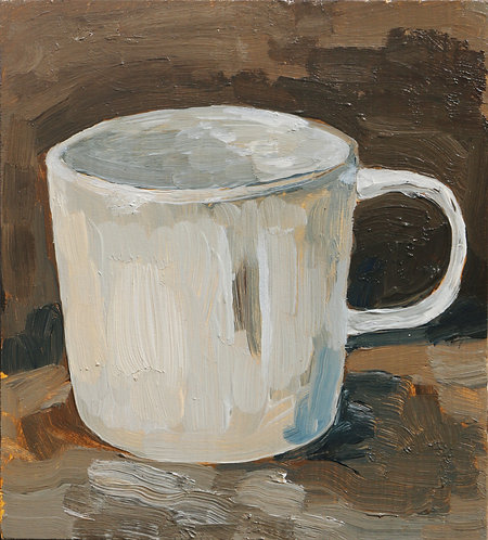 1st Espresso Cup (Still Life 10)