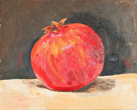 Pomegranate (Still Life 22)