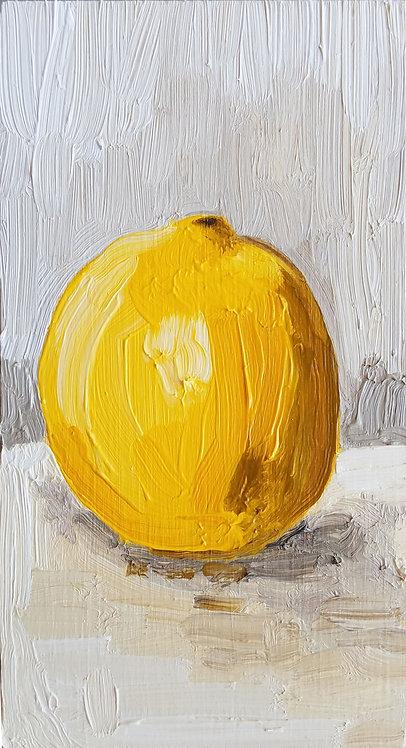 One Lemon (Still Life 3)