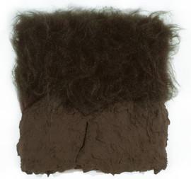"""Fake Fur and Enamel 10"""" x 10"""" 1999-2000"""