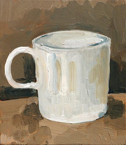 3rd Espresso Cup (Still Life 12)