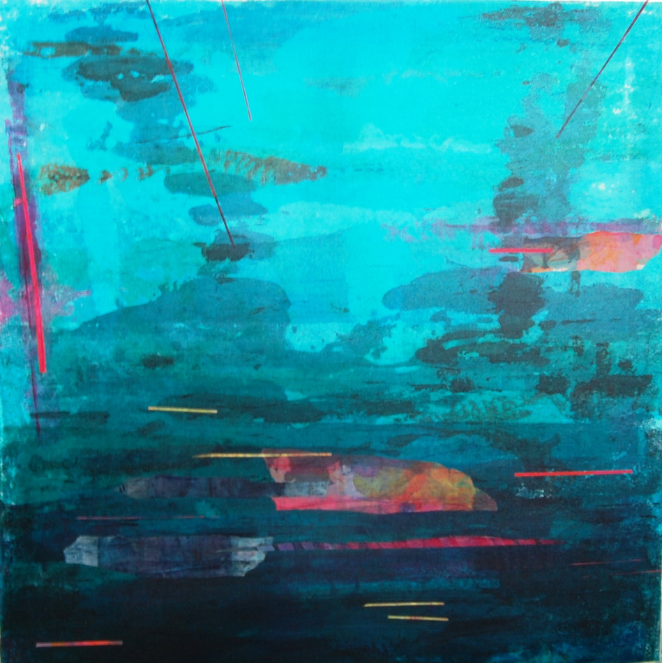 Terry Beard-'Waterway II'.JPG