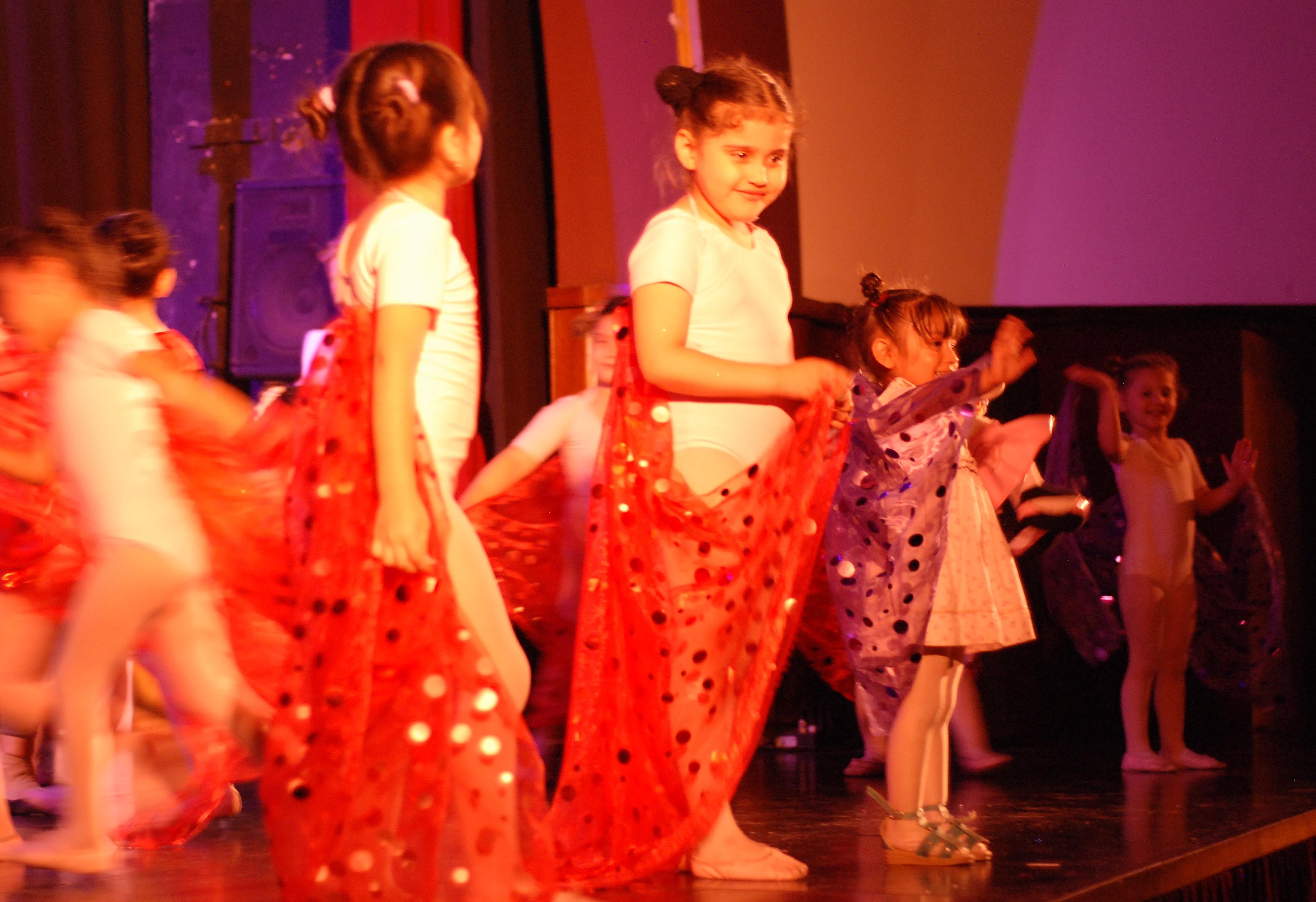 Iniciación a la Danza