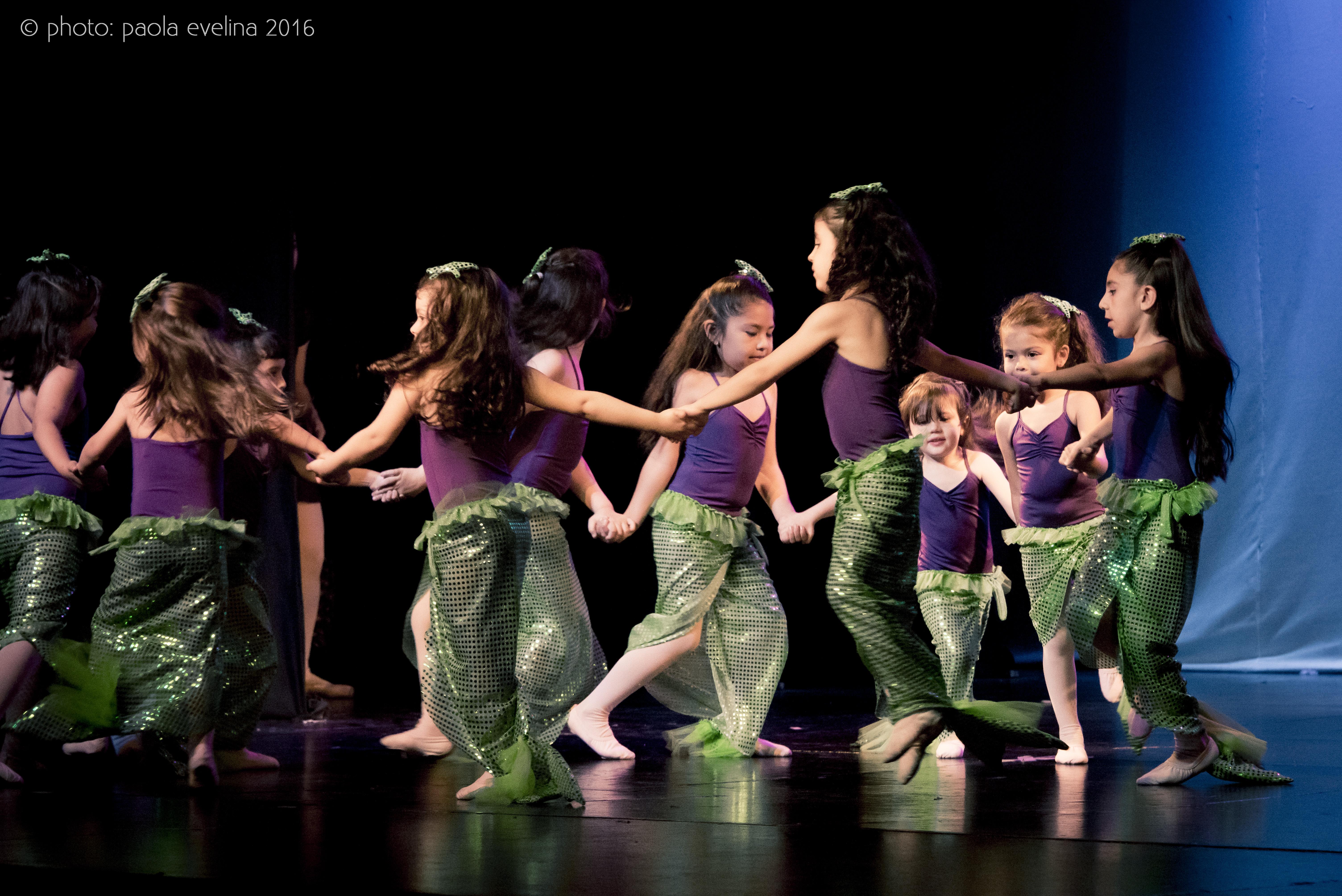 Iniciación a la danza infantil