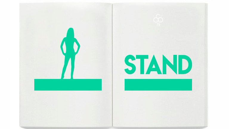 'STAND'