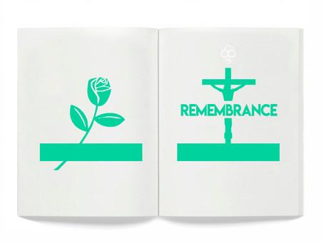 'REMEMBRANCE'