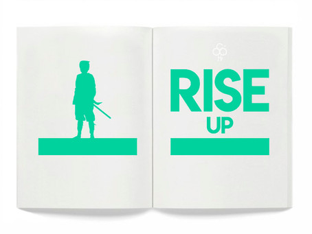 'RISE UP'