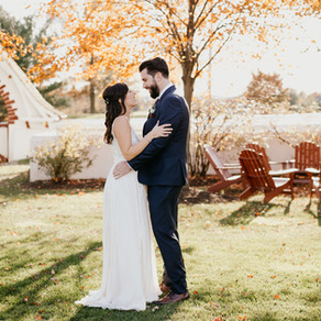 Normandy Farm / Kristi & Christopher / By Anthony