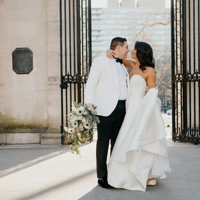 Union League Wedding / Sarah & Sam / by Joe