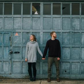 Northern Liberties Engagement / Deborah & Steven / By Alex