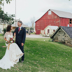 The Barn @ Forestville Wedding / Erin & Sean / By Joe
