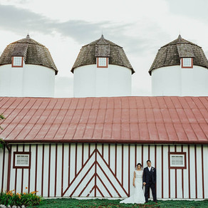 Normandy Farm Wedding / Megan & Kevin / By Allie