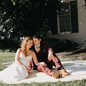 Backyard Wedding / Marissa & Chris / by Allie