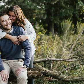 Pittsburgh Engagement / Annie & James / By Allie