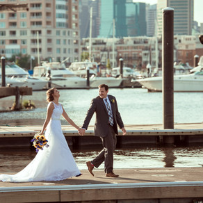 Baltimore Wedding / By Iryna