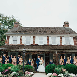 Blue Bell Country Club Wedding / Taylor & Eric / By Joe