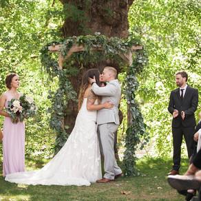Riverdale Manor Wedding / Annamaria & Drew / By Joe