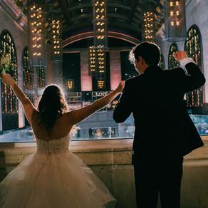 Union Trust Wedding / Sonia & Ed / By Alex