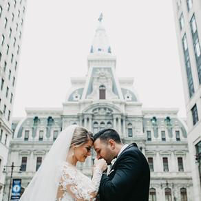 Crystal Tea Room Wedding / Jen & Vince / By Joe
