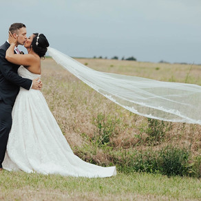 The Belle of Blue Bell Wedding / Tina & Ryan / By Allie
