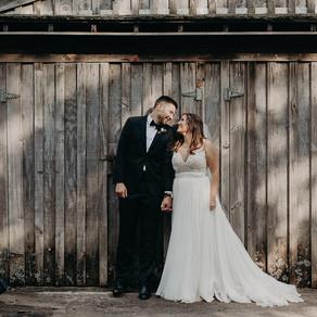 Normandy Farm Wedding- Annie & James - By Allie