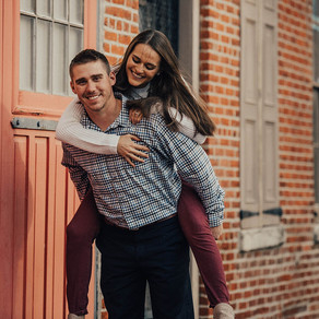 Northern Liberties Engagement / Amanda & Brian / By Jami