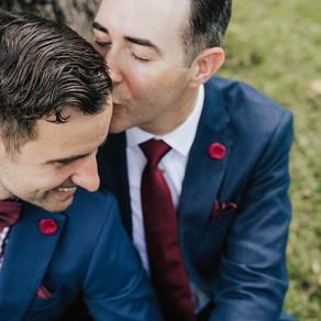 Holly Hedge Wedding / Nick & Gregg / By Joe