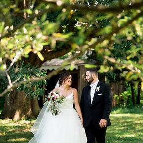 Normandy Farm Wedding / Ashley & Anthony / By Iryna