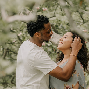Local Summer Engagement - Chloe & Chase - By Sarah