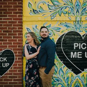 Fishtown Engagement / Jessica & Matthew / By Alex