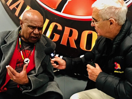 Uncle Archie Roach on Treaty