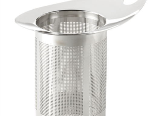 Tea Strainer, Stainless Steel