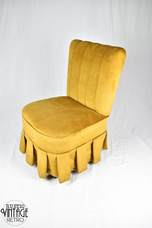 Yellow Velvet Parlour
