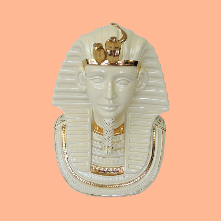 Buy Collection - Pharaoh Head Apricot Background (1)