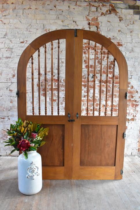 Rustic Doors, Large Vase, Rustic Wedding