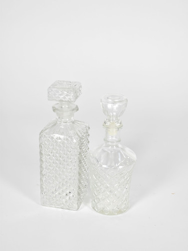 Crystal Whiskey Decanters 2