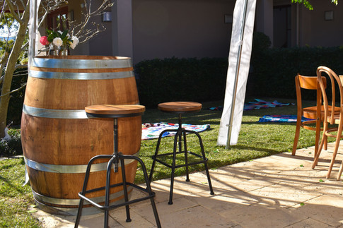 Wine Barrel, Event, Table, Rustic, Vintage,