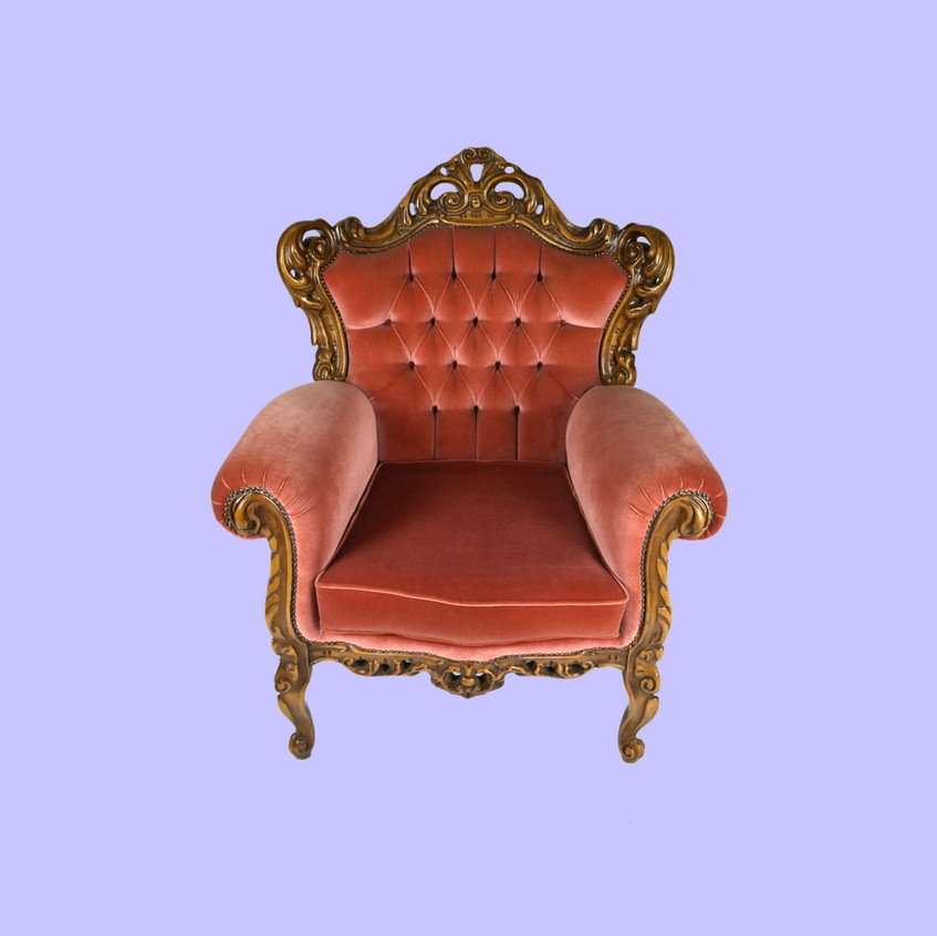 Hire Collection - Vintage Armchair