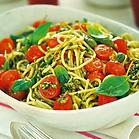 spaghetti-con-pomodorini-e-pesto-alleoli