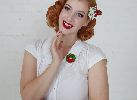 Are you our Holiday Pinup of the Month?