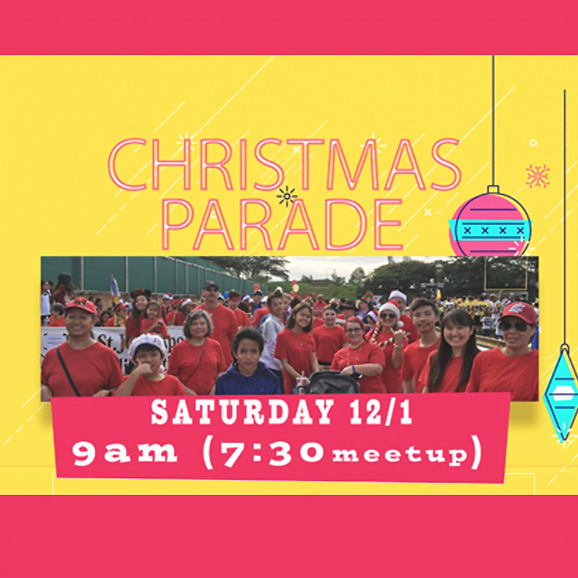 Mililani Christmas Parade