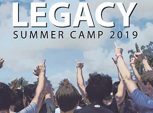 Legacy Camp Brochure 2019 Front preview.