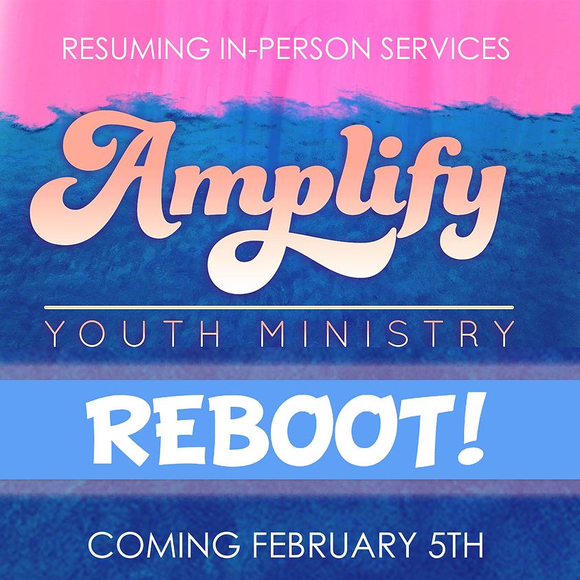 Amplify Reboot!