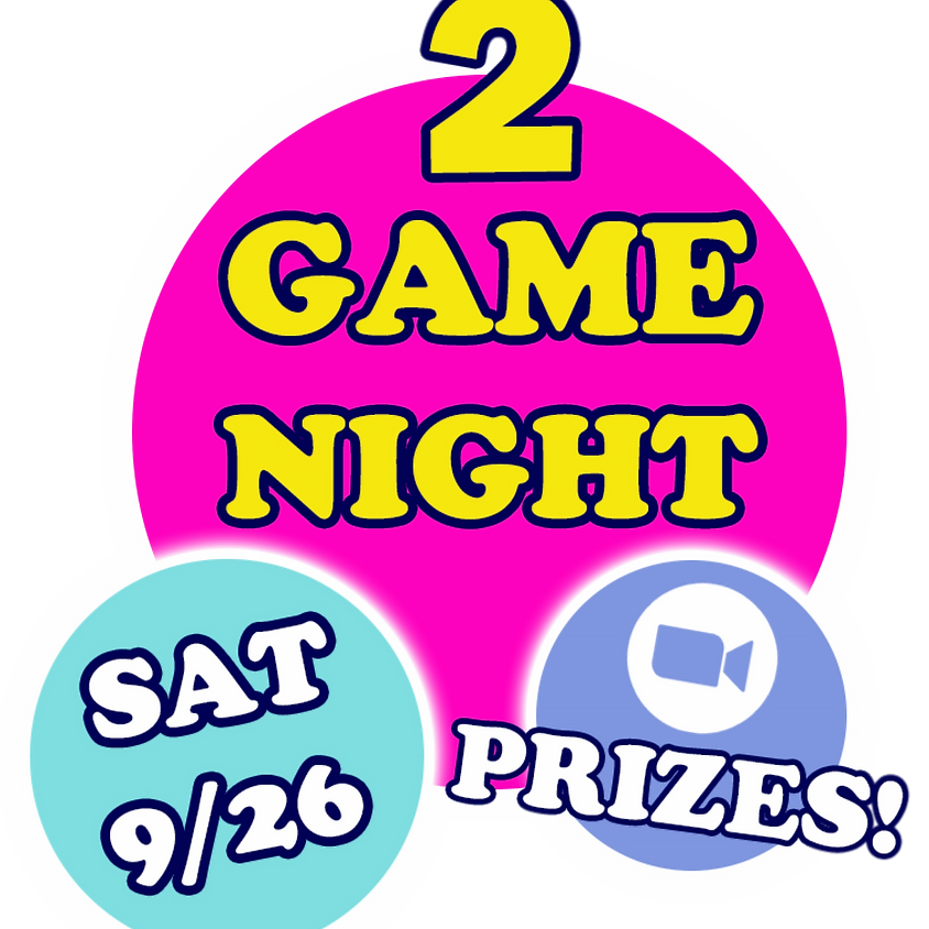Zoom Game Night!