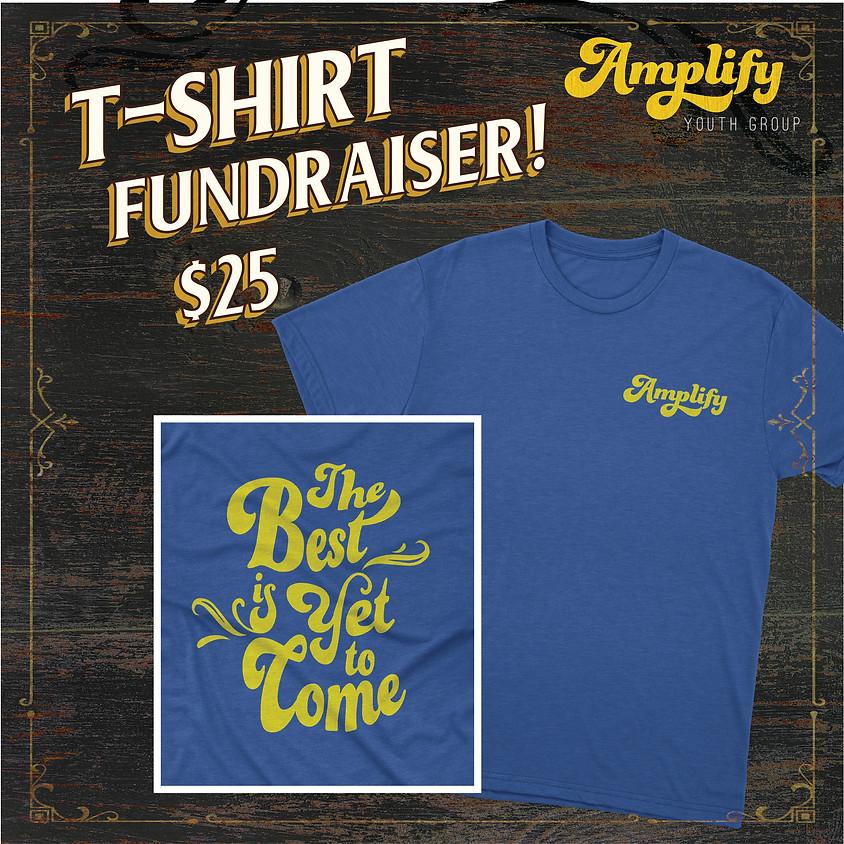 Amplify T-Shirt Fundraiser