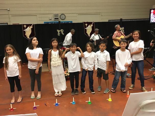 Children's Christmas Performance