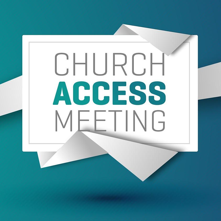 Access Meeting