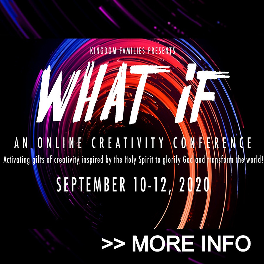 What If Creativity Conference