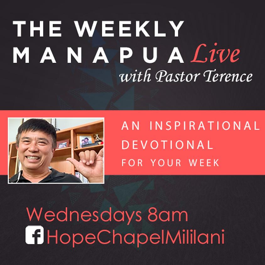 Weekly Manapua Live