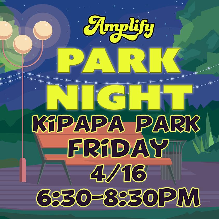 Amplify Youth Park Night